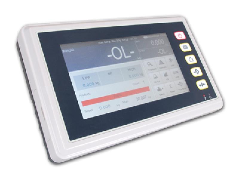 Riba ARCI-70 touchscreen weegschaal indicator
