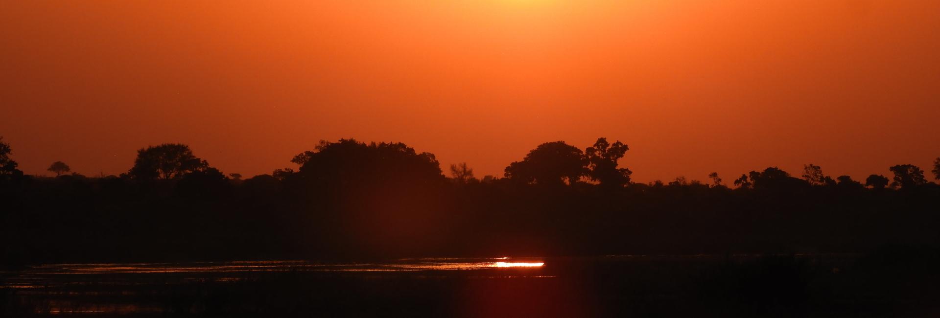 Zuid-Afrika zon