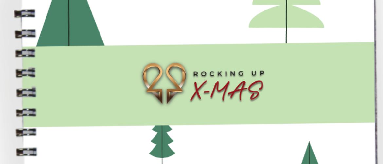Wij hebben een hele toffe samenwerking: Greenside & Rocking Up X-Mas presents: The Christmas Book!