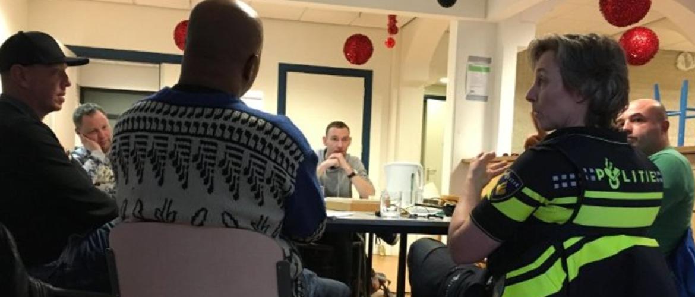 Terugblik derde bijeenkomst leerkring leefbaarheid en veiligheid