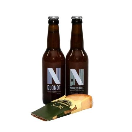 Borrelpakket Rotterdam kaas bier