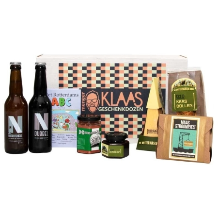 Kerstpakketten Rotterdam producten kopen