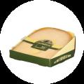 Rotterdamse producten oude kaas plat