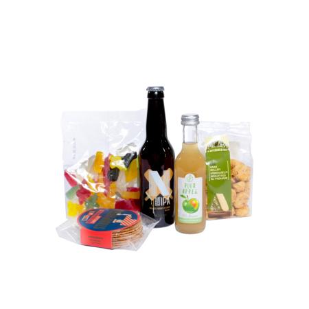 Rotterdamse Pakketten Borrel Cadeau Geschenk