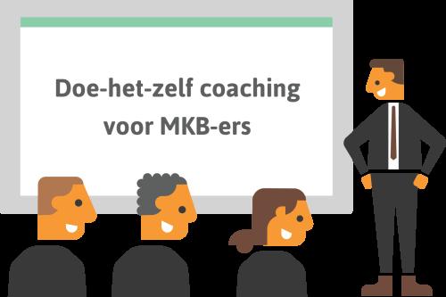 Doe het zelf coaching voor mkb ondernemers, hun team en organisatie om grip te hebben op het realiseren van hun ambitie