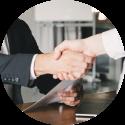 Strategische partners ICR om tot operational excellence te komen.