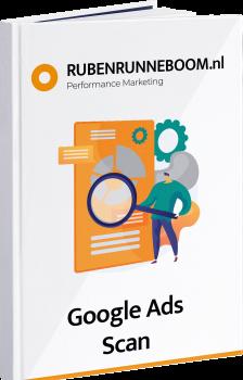 google ads scan