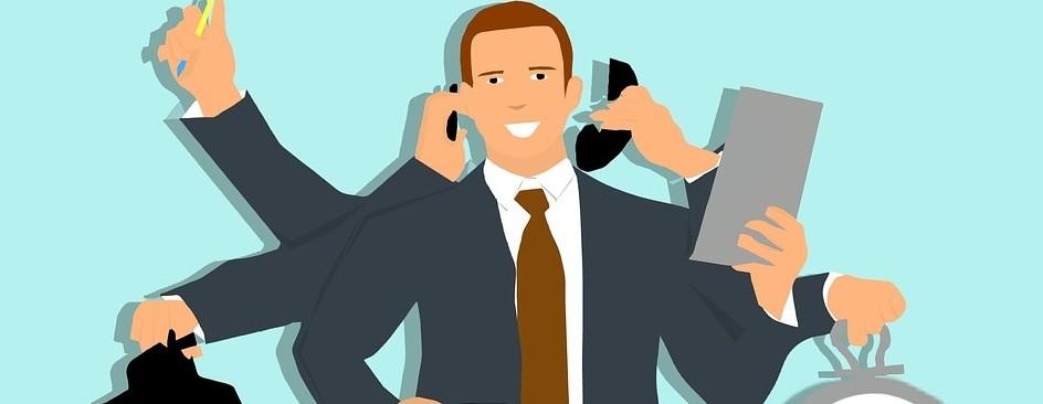 Werkdruk verlagen leidinggevenden