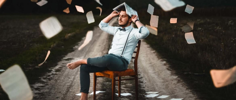 De invloed van stress en burn-out op creativiteit