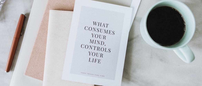 De kracht van gedachten bij stress en burnout (inclusief podcast)