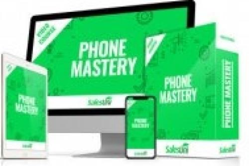 SalesPassie - Samenwerken 4. Phone Mastery