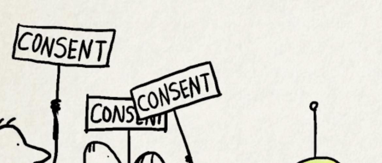 De betekenis van het woord consent