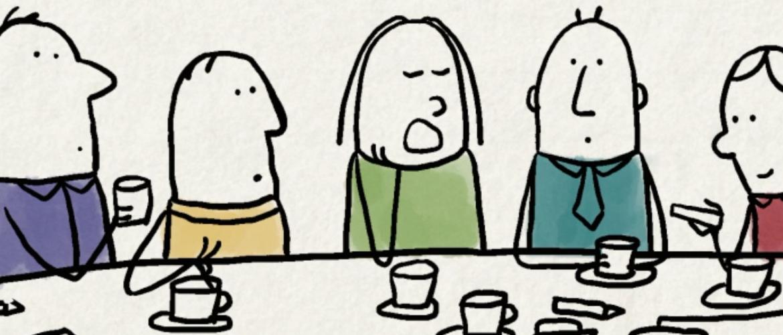 Wat te doen met een overvolle vergader-agenda