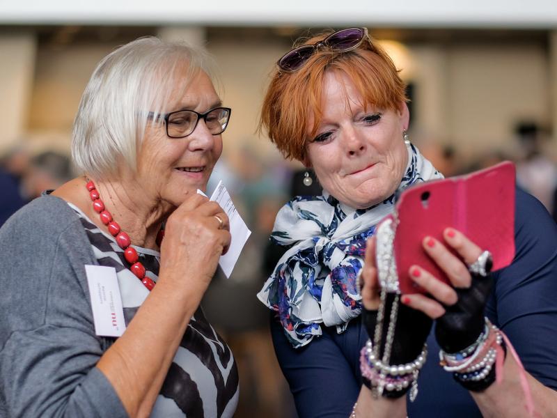 Spontane documentaire bedrijfsfoto's van evenementen en events Delft