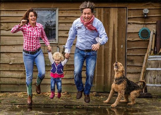 Kinderfotograaf en familiefotograaf voor ongeposeerde spontane foto's Zuid Holland