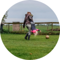 Spontane documentaire familiefotografie Delft