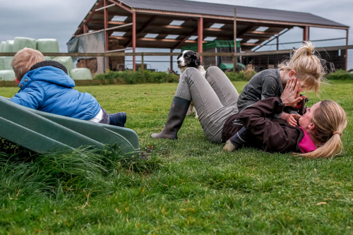 Documentaire familiefotograaf kinderfotograaf Delft