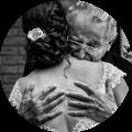 Spontane bruidsfotografie Delft