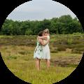 Spontane documentaire bruidsfotografie Delft