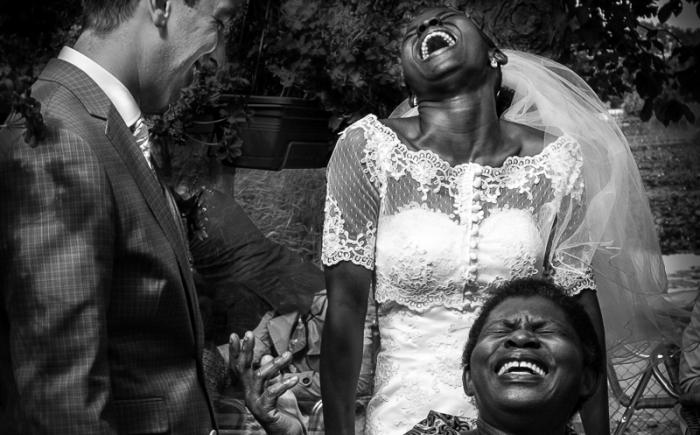 Spontane ongedwongen documentaire foto's Delft