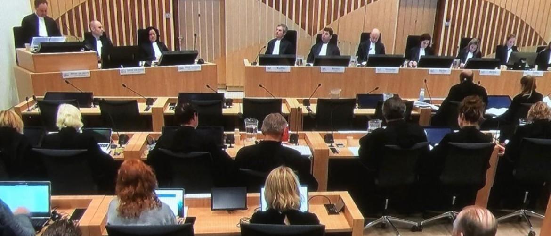 Advocatenblad: 49 nabestaanden gebruiken spreekrecht
