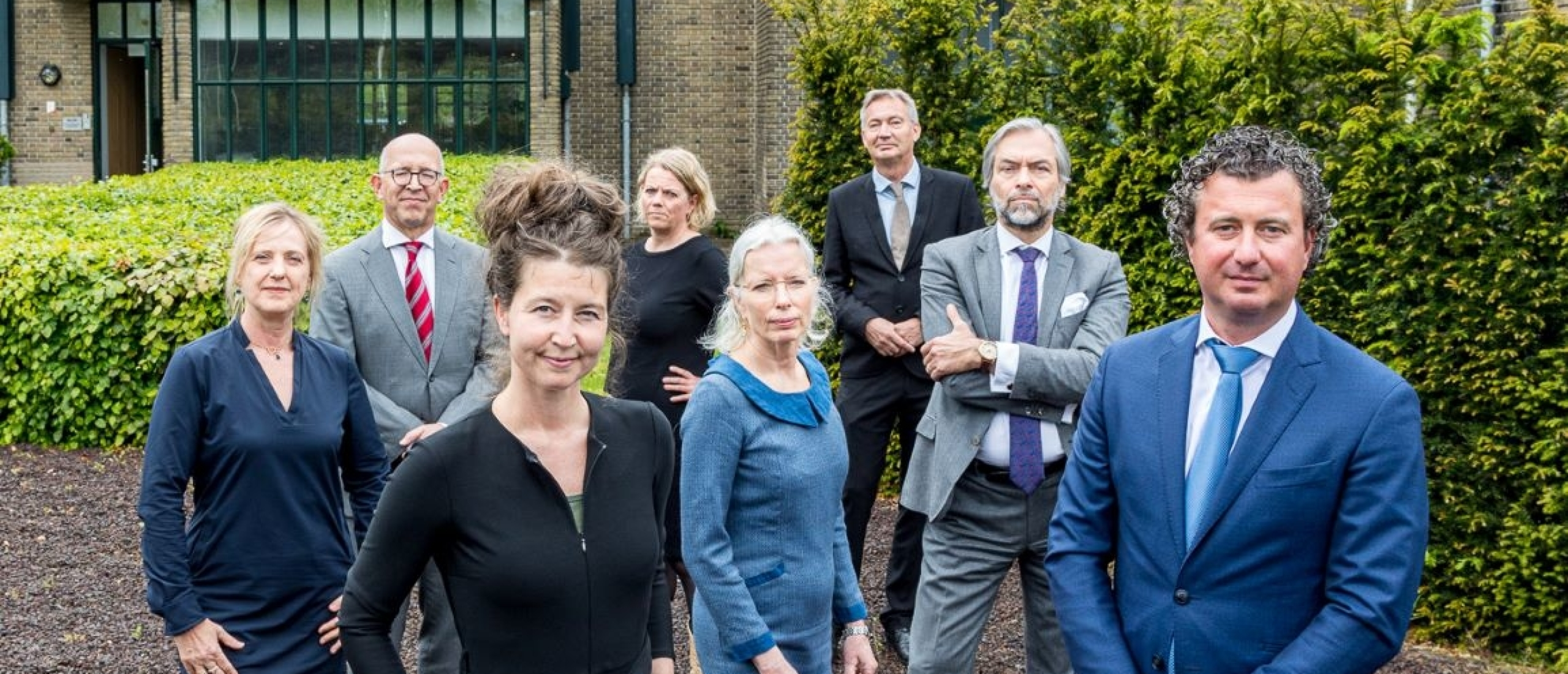 'We doen deze zaak echt met z'n achten' | Advocatenblad | Sander de Lang