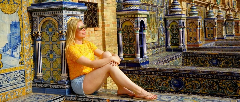 8 x doen in schitterend Sevilla