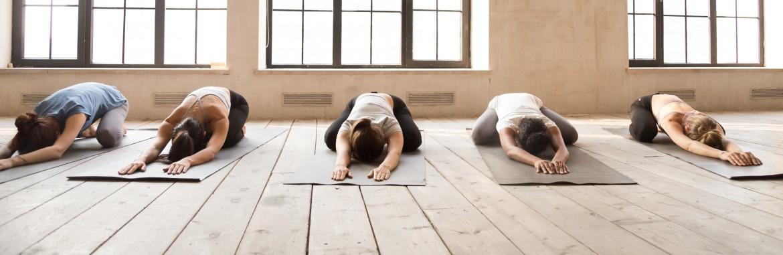 Yogalessen in Nijmegen Sarah Bierens