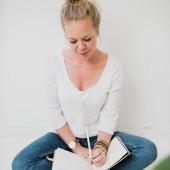 Schrijf & yoga coaching Sarah Bierens