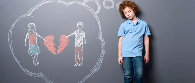 Parentificatie na een scheiding: de oorzaken en gevolgen!