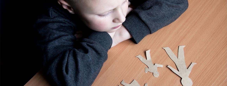 Impact van scheiding op kinderen