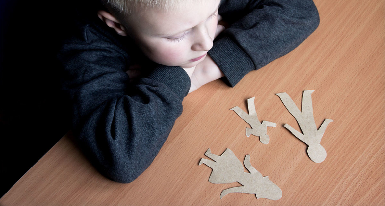 Scheiding: parentificatie kind