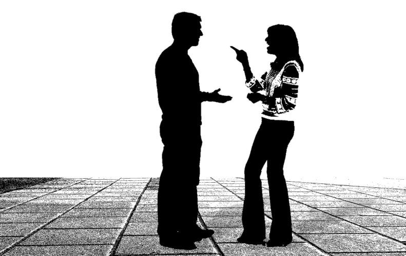 Communicatie na scheiding