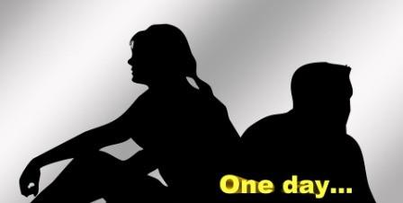 haat en liefde voor scheiding