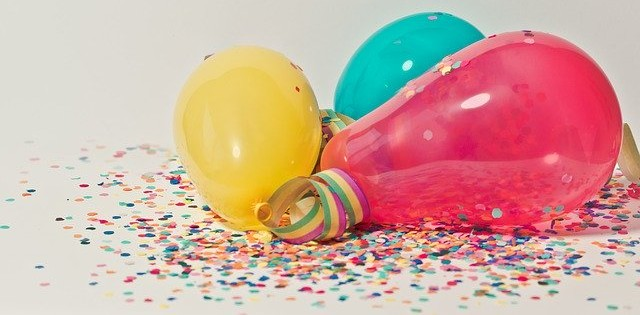 Het leven weer een feestje na de scheiding?