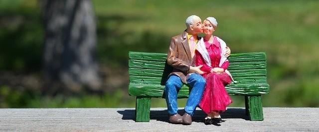 niet samen oud worden na scheiding, wel gescheiden ouders