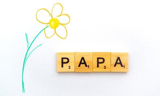 Nog leuk bij papa na scheiding
