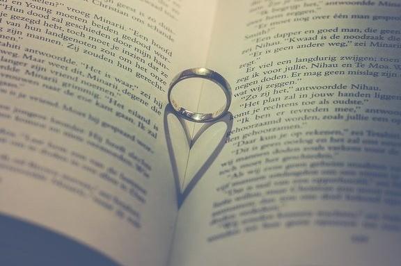 Iets moois maken van trouwring na scheiding