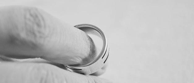 Trouwring, wat moet je ermee na scheiding