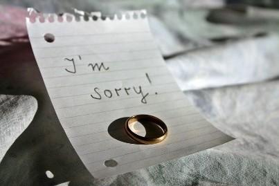 trouwring na scheiden