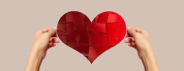 Gebroken hart lijmen na scheiding