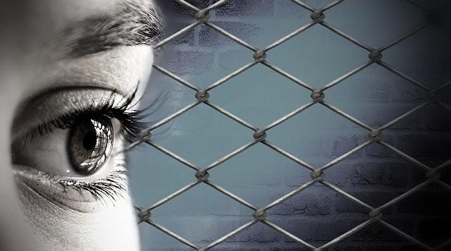 Gevangen in huis na scheiding