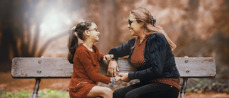 Mama, ik wil dat jij weer gelukkig bent…
