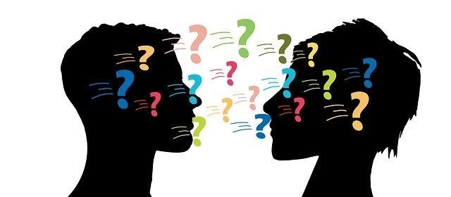 Moeilijk praten tijdens huwelijk en scheiding