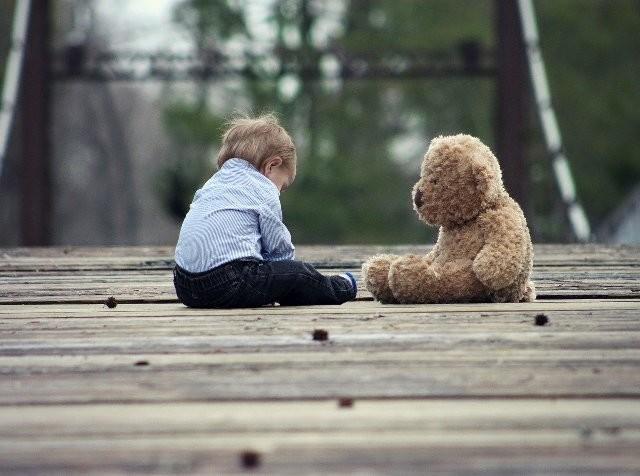 Geen spijt van huwelijk door kinderen