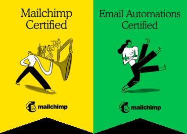 Mailchimp certificaten