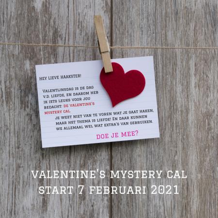 Valentine's Mystery CAL
