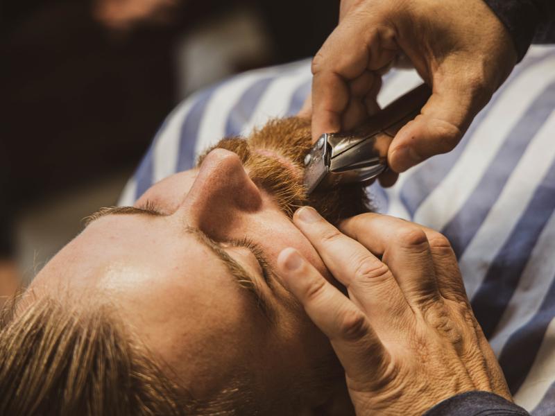 Barber Parlour trimmen baard Rotterdam