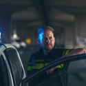 politie Spaanse polder fotoshoot