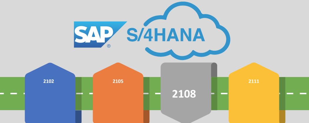 SAP S/4HANA Cloud - Public Edition - Release Update for 2108
